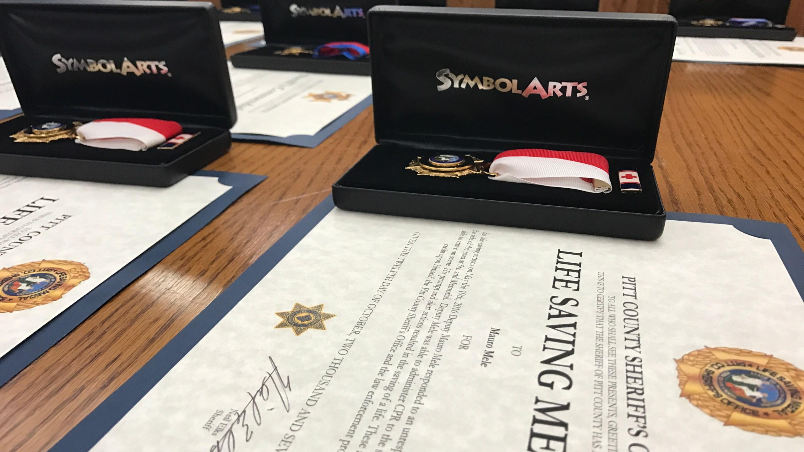 Pitt Sheriff Awards Ceremony_488686