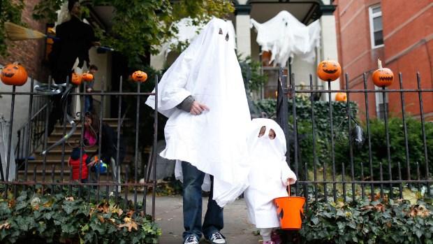 Halloween 2012 In New York City_496733