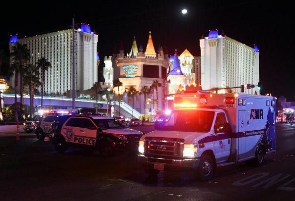 Reported Shooting At Mandalay Bay In Las Vegas_482396