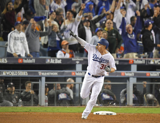 World Series Astros Dodgers Baseball_499440