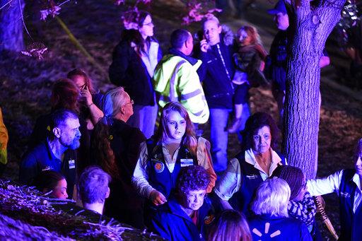 APTOPIX Walmart Shooting Colorado_500178