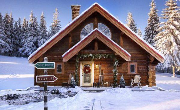 north pole house_519187