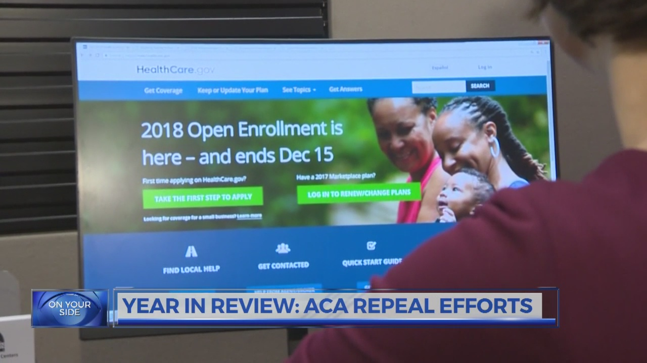 Year in review: ACA repeal efforts