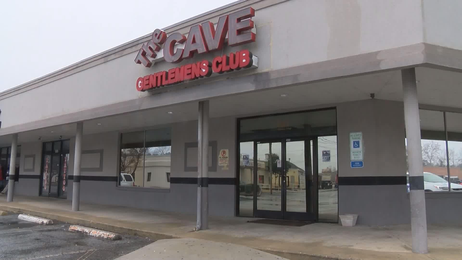 CAVE CLUB SHOOTING_536220