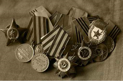 wwii medals_535384