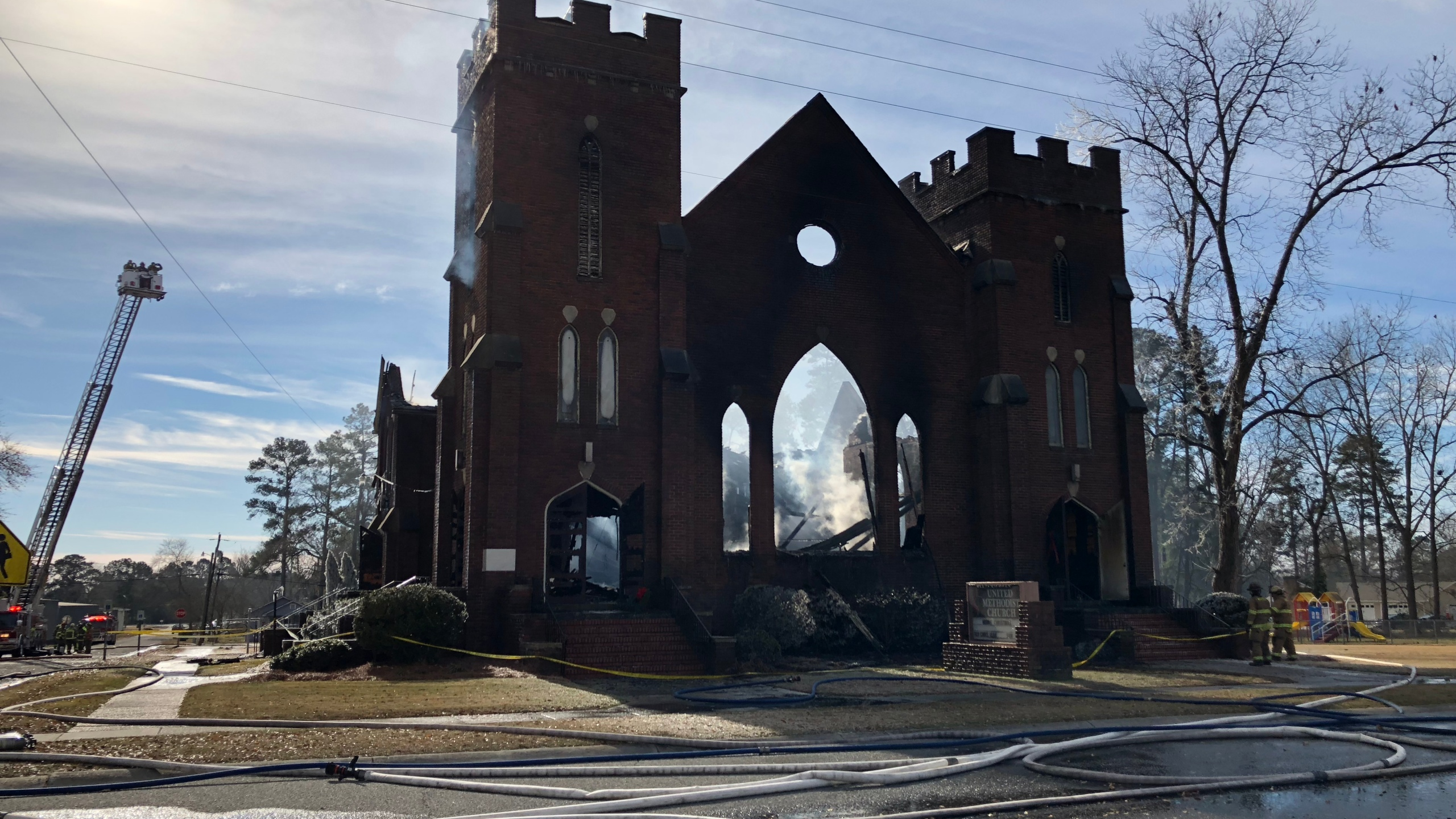 church fire_537283