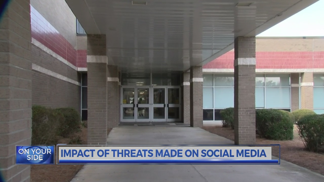 Social Media Threat Impact