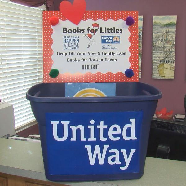 BOOKS FOR LITTLES DRIVE_564740