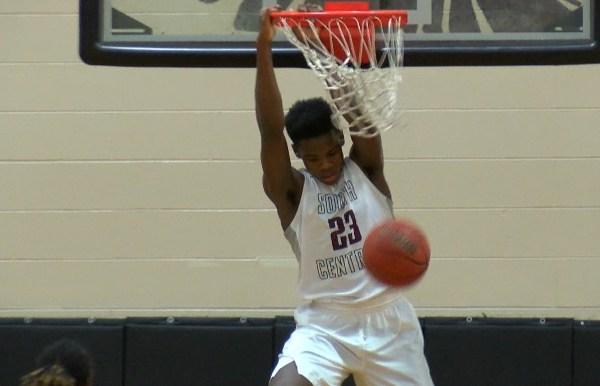 DayRon Sharpe South Central basketball_566162