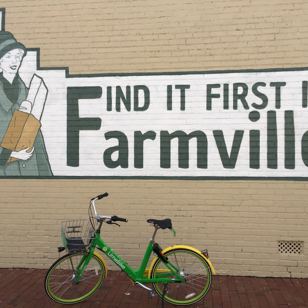 Find Lime Bike First in Farmville_566438