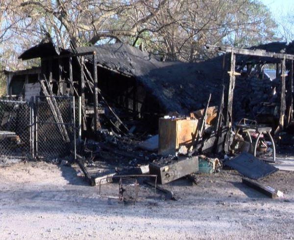 goldsboro burned building_574265
