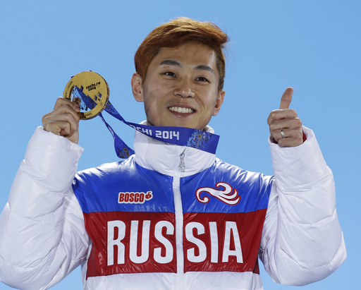 Olympics Russian Doping CAS_561098