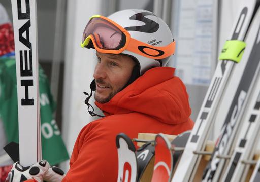 Pyeongchang Olympics Alpine Skiing_561256