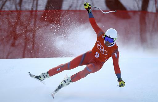 Pyeongchang Olympics Alpine Skiing_561384