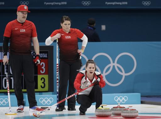 Pyeongchang Olympics Curling_561213