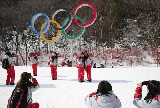 Pyeongchang Olympics Alpine Skiing_561214