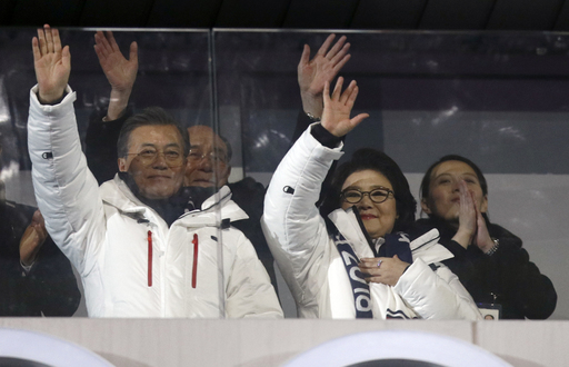 Pyeongchang Olympics Opening Ceremony_561439