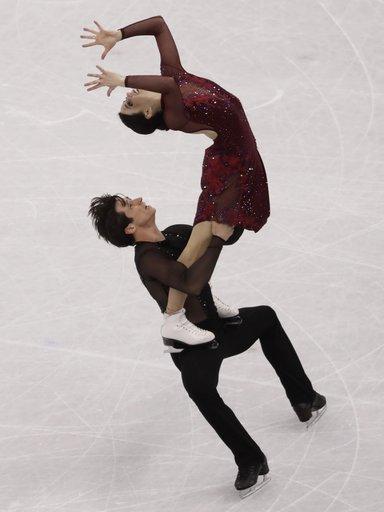 Pyeongchang Olympics Figure Skating Team Event_567974