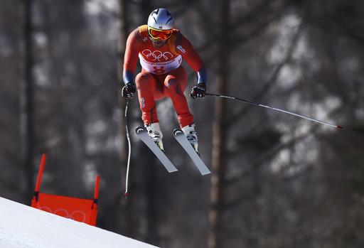 Pyeongchang Olympics Alpine Skiing_564881