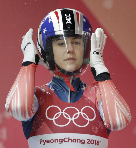 Pyeongchang Olympics Luge_564704