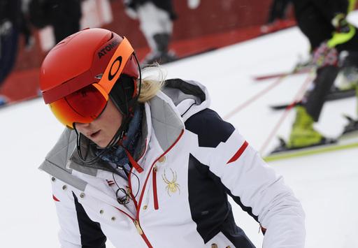 Pyeongchang Olympics Alpine Skiing_564524