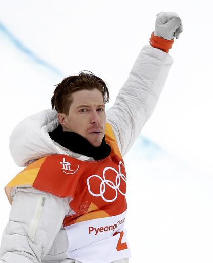Pyeongchang Olympics Snowboard Men_564559