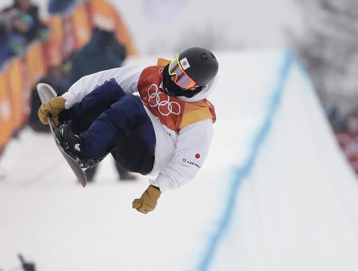 Pyeongchang Olympics Snowboard Men_564571