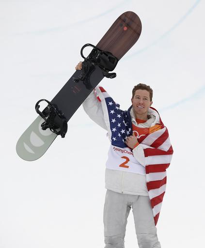 Pyeongchang Olympics Snowboard Men_564591