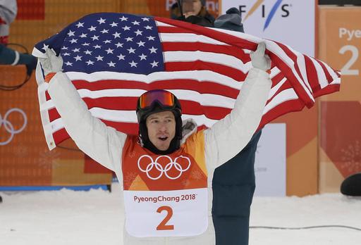 APTOPIX Pyeongchang Olympics Snowboard Men_564645