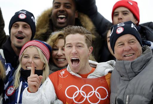 Pyeongchang Olympics Snowboard Men_564896