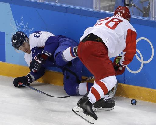 Pyeongchang Olympics Ice Hockey Men_564897