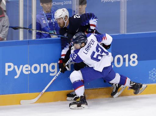 Pyeongchang Olympics Ice Hockey Men_568120