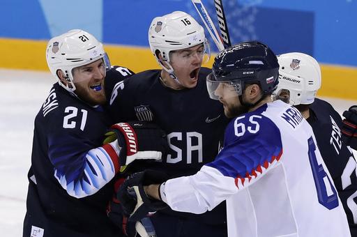 Pyeongchang Olympics Ice Hockey Men_568000