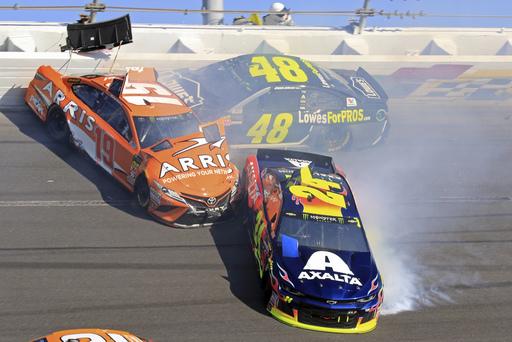 NASCAR Daytona 500 Auto Racing_567994