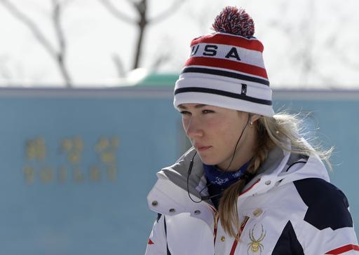 Pyeongchang Olympics Alpine Skiing_568215