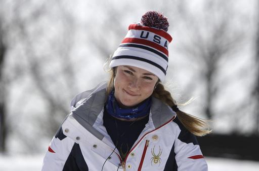 Pyeongchang Olympics Alpine Skiing_568676
