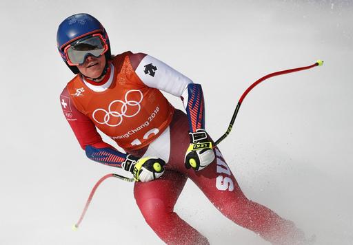 Pyeongchang Olympics Alpine Skiing_568583