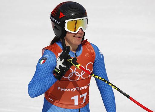 Pyeongchang Olympics Alpine Skiing_568640