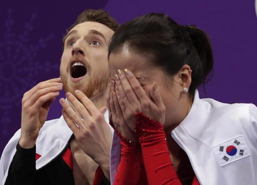 Pyeongchang Olympics Figure Skating Ice Dance_568119