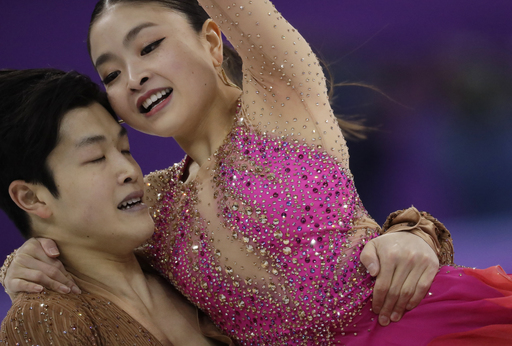 Pyeongchang Olympics Figure Skating Ice Dance_568086