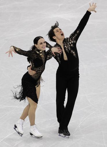 Pyeongchang Olympics Figure Skating Ice Dance_568551