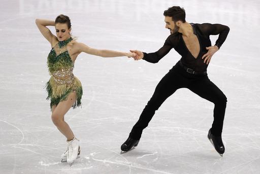 Pyeongchang Olympics Figure Skating Ice Dance_568118