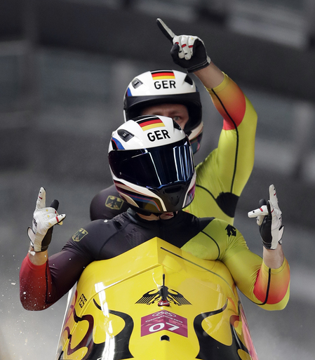 Pyeongchang Olympics Bobsled_568258