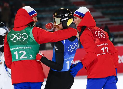 Pyeongchang Olympics Ski Jumping Men_568281