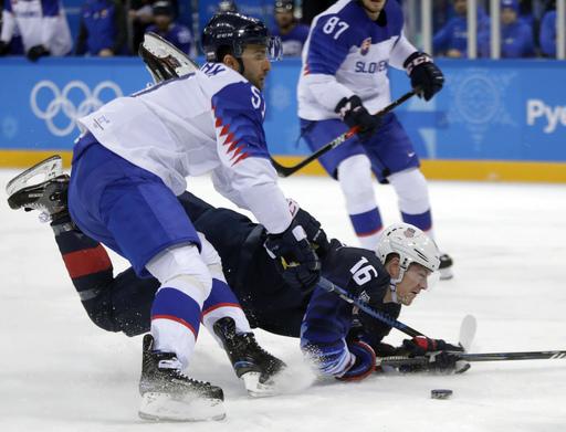 Pyeongchang Olympics Ice Hockey Men_568660
