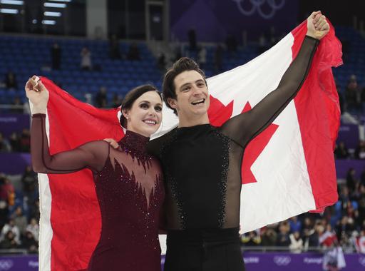 Pyeongchang Olympics Figure Skating Ice Dance_568659