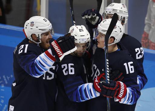 Pyeongchang Olympics Ice Hockey Men_568678