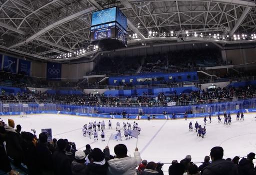 Pyeongchang Olympics Ice Hockey Women_568677