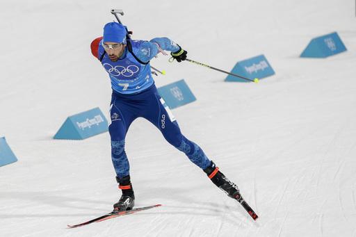 Pyeongchang Olympics Biathlon_568889