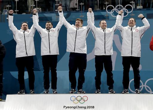 Pyeongchang Olympics Curling Men_573659